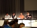 WorldCon panel, featuring George RR Martin
